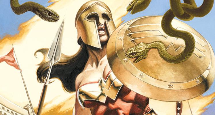Wonder Woman tom 2 - prezentacja komiksu