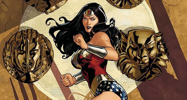 WKKDCC#6: Wonder Woman: Krąg - prezentacja komiksu