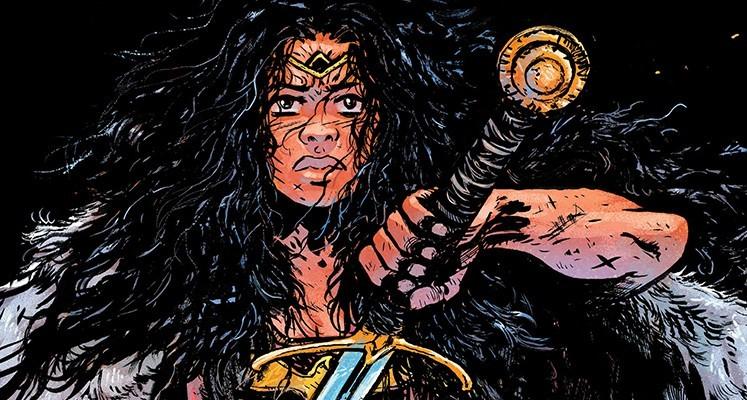 """""""Wonder Woman. Martwa ziemia"""" – recenzja komiksu. Zachwycająca dystopia z antycznym posmakiem"""