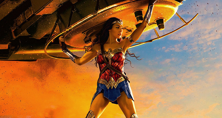 Wonder Woman 4K UHD (steelbook) - prezentacja i porównanie wydania