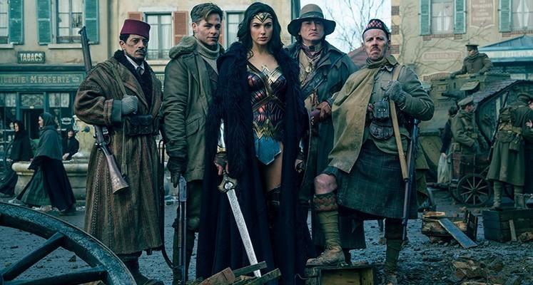 Wielki powrót w Wonder Woman 2 potwierdzony - mamy oficjalne zdjęcie!