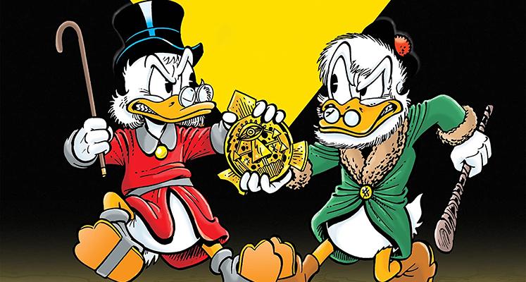 """""""Wujek Sknerus i Kaczor Donald. Don Rosa"""" tom 1: """"Syn Słońca"""" – recenzja komiksu"""