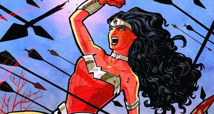 Wonder Woman Tomy 1-6 - prezentacja komiksów