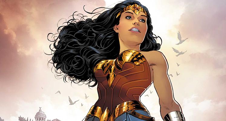 Wonder Woman tom 2: Rok pierwszy - recenzja komiksu