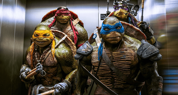 Wojownicze Żółwie Ninja - Michael Bay będzie pracował przy nowym filmie