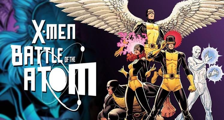X-Men: Bitwa atomu - recenzja komiksu