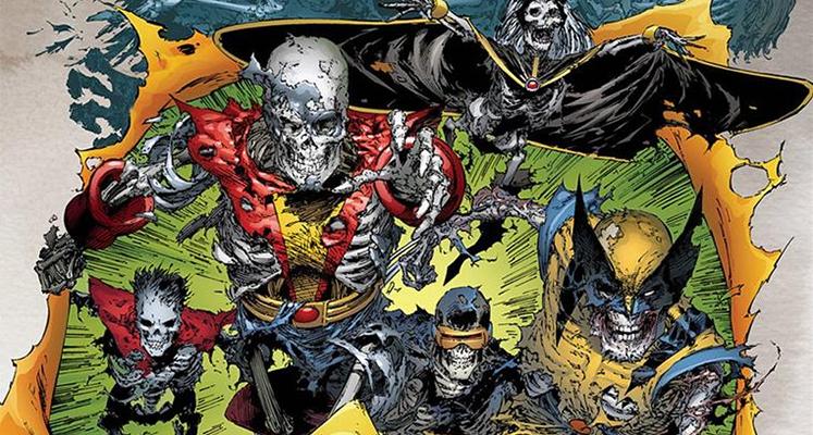 X-Men: Mordercza geneza  - prezentacja komiksu