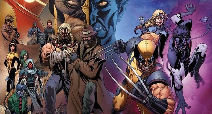 """""""X-terminacja""""–  recenzja komiksu. (Wreszcie) finał eksperymentu z młodymi mutantami"""