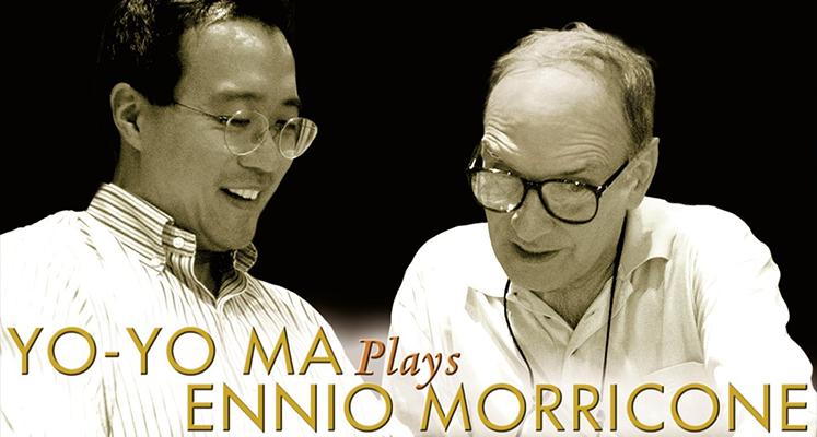 Yo-Yo Ma Plays Ennio Morricone - recenzja albumu [VINYL]