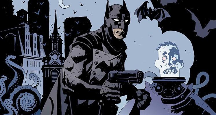 Batman: Zagłada Gotham - prezentacja pierwszego wydania