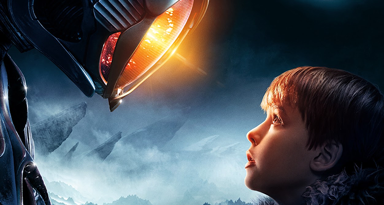 Zagubieni w kosmosie - zobaczcie kulisy nowego serialu Netfliksa