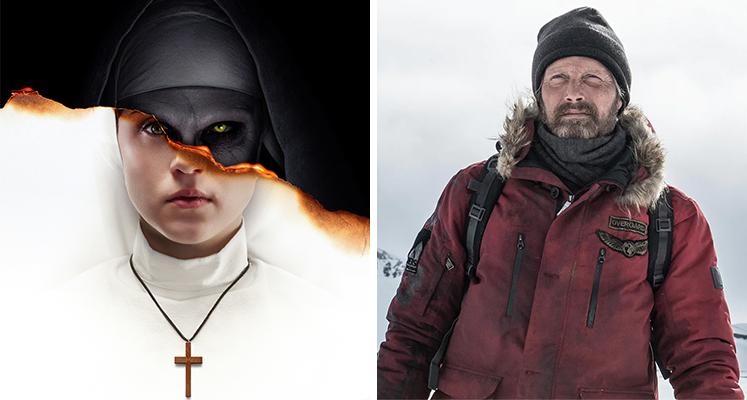 Filmowe premiery tygodnia: Zakonnica, Venom, Nightflyers, Arktyka, Mad Max i inne