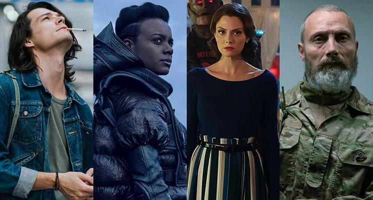 """Filmowe premiery tygodnia 20.09-26.09: """"Żeby nie było śladów"""", """"Fundacja"""", """"Doom Patrol"""" i inne"""