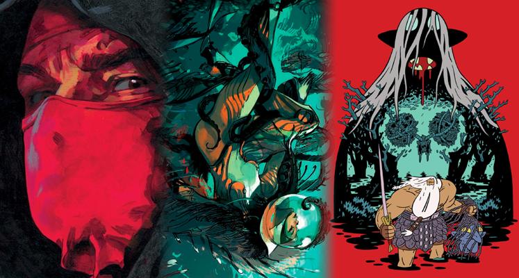 Zabij albo zgiń, Głębia i Head Looper - prezentacje komiksów