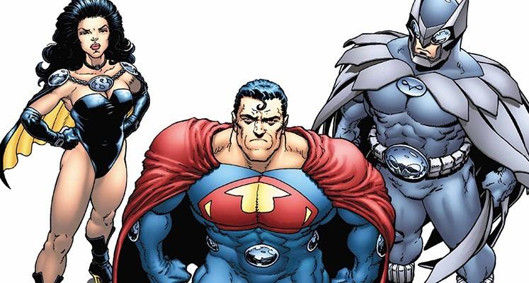 WKKDCC#10: Amerykańska Liga Sprawiedliwości: Ziemia 2 - prezentacja komiksu