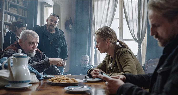 """""""Żmijowisko"""" – zapowiedź kolejnego polskiego serialu od Canal+"""
