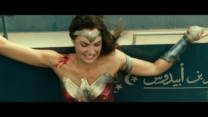 "Gal Gadot jako Wonder Woman w filmie ""Wonder Woman 1984"""