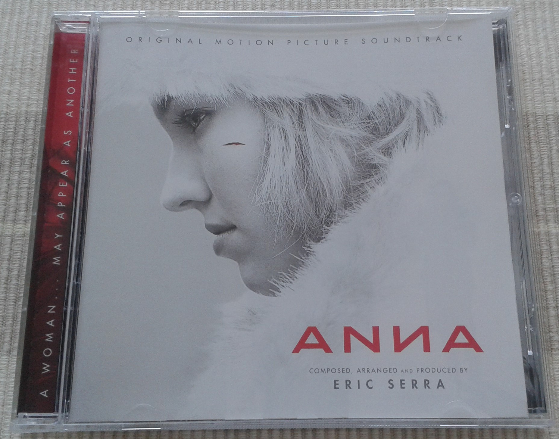 Anna - soundtrack (front)