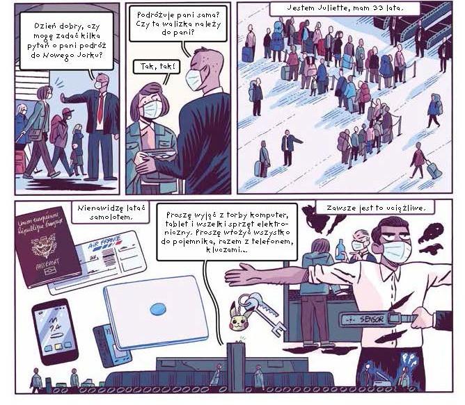 11 września komiks plansza