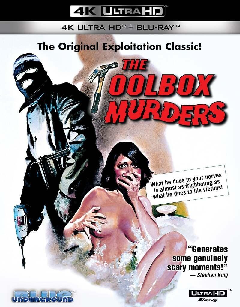 "Wydanie 4K UHD ""The Toolbox Murders"""