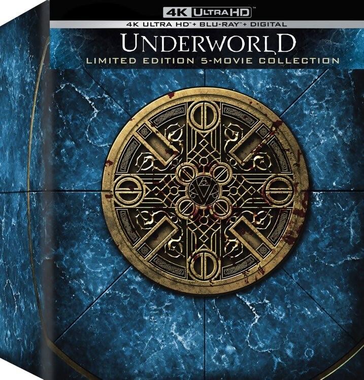 Seria Underworld wydanie 4K UHD