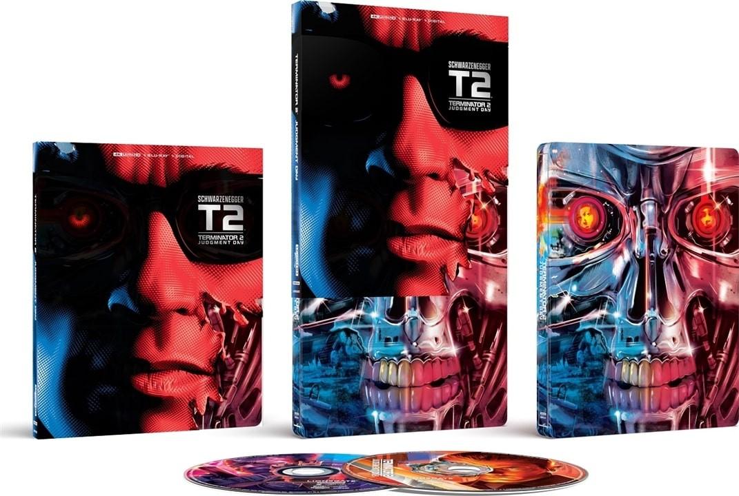 Terminator 2: Dzień sądu steelbook 4K UHD