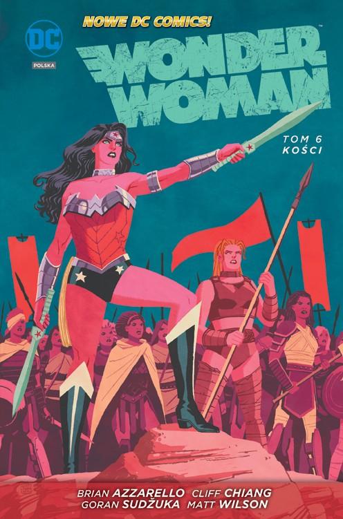Nowe DC Comics: Wonder Woman - Kości, tom 6