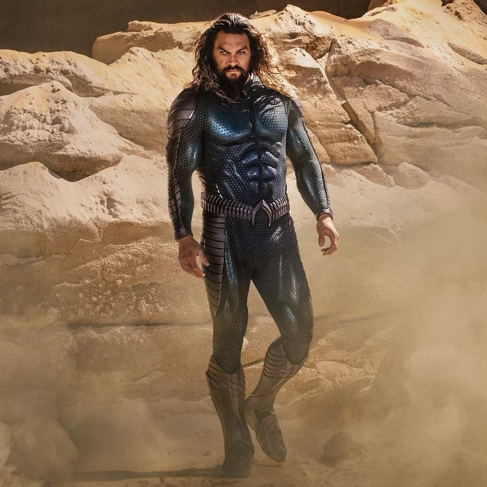 Aquaman and the Lost Kingdom Jason Momoa