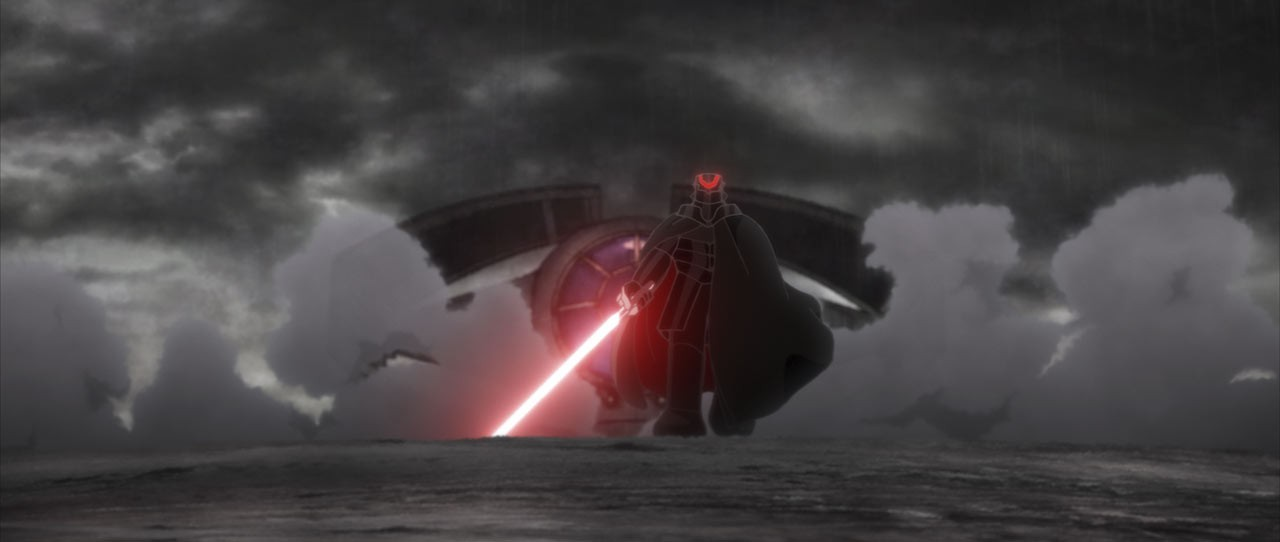 """Star Wars: Visions The Inquisitor, """"T0-B1"""""""