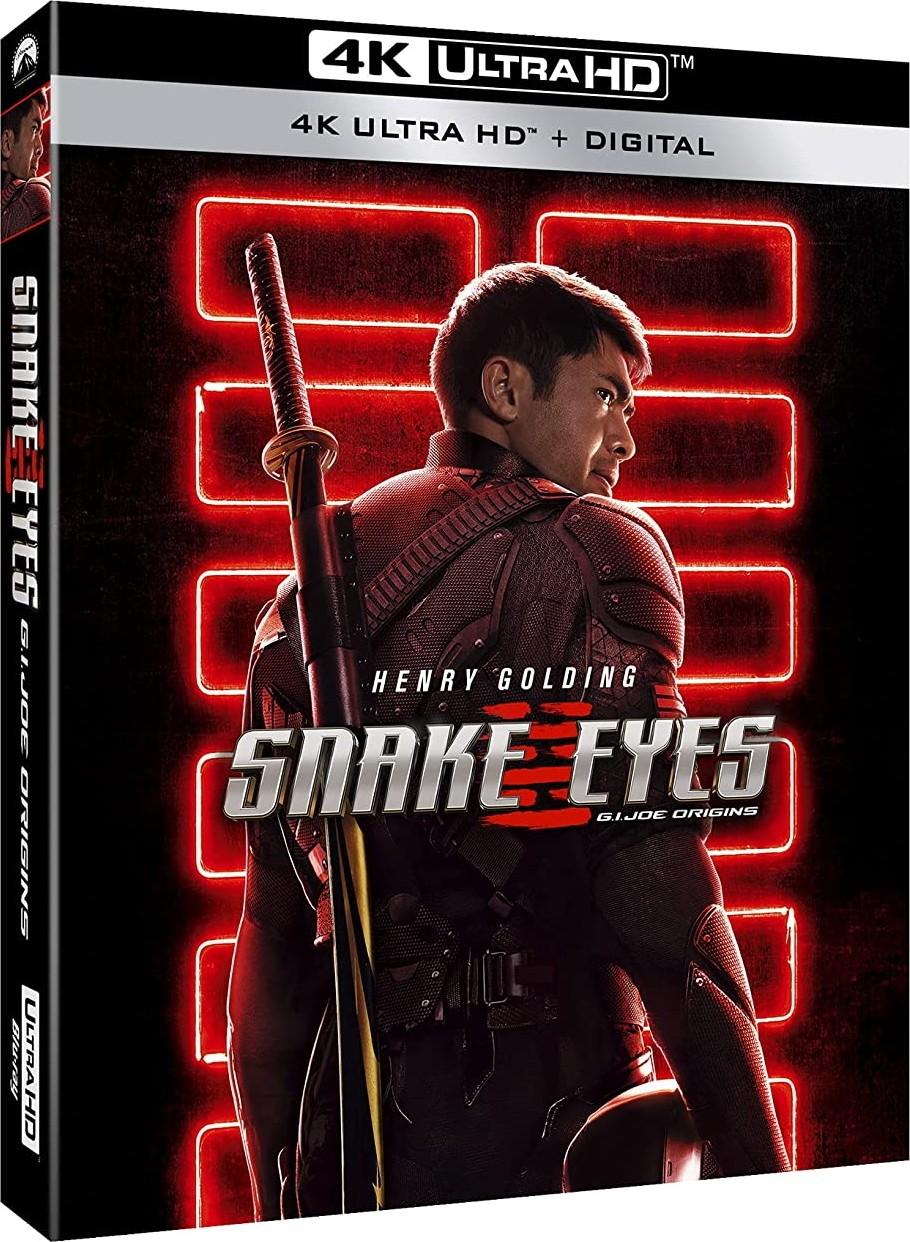Snake Eyes: Geneza G.I. Joe wydanie 4K UHD