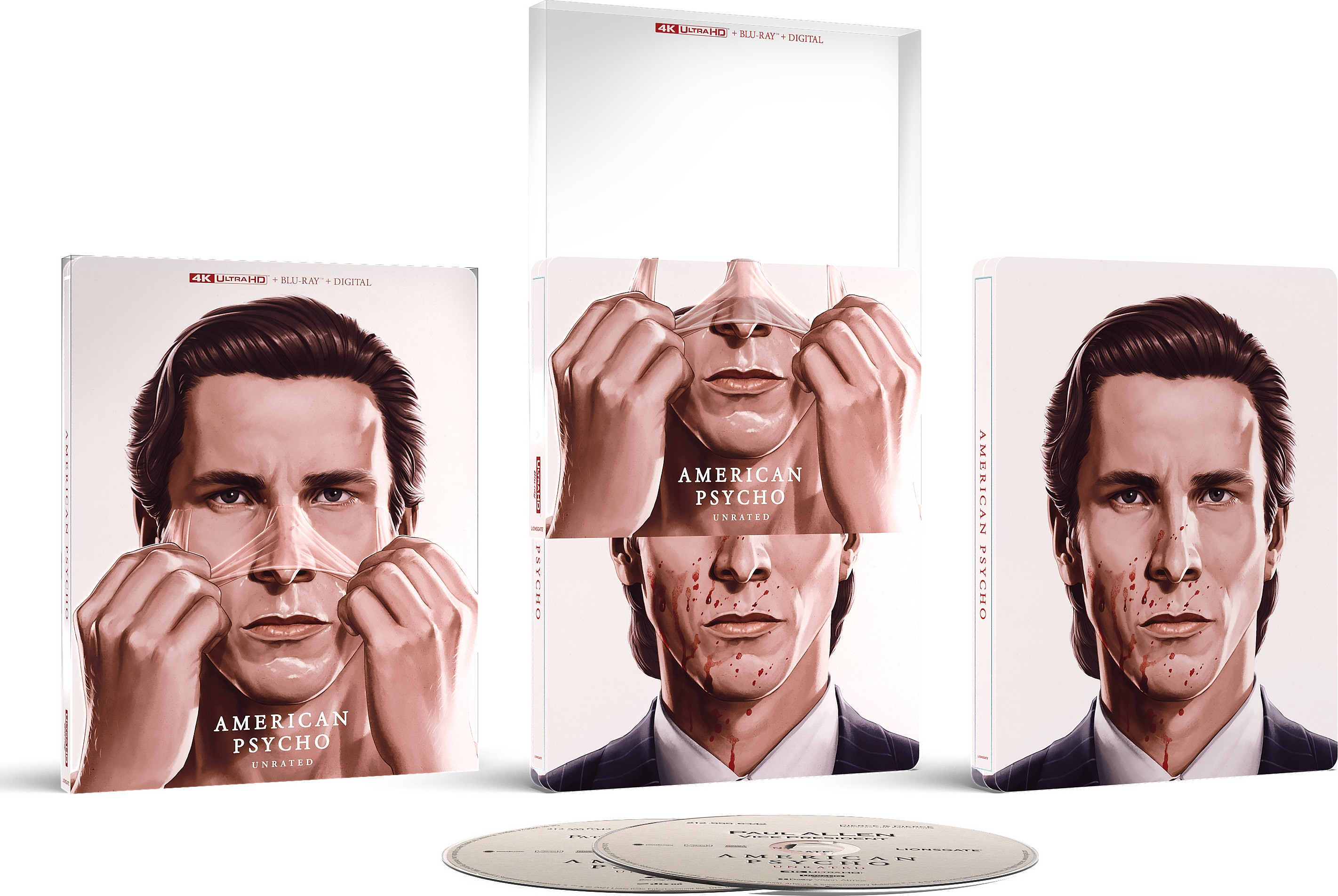American Psycho steelbook 4K UHD