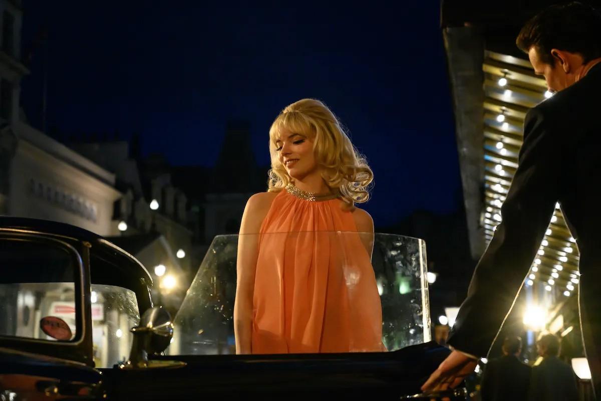 Last Night in Soho Anya Taylor-Joy, Matt Smith