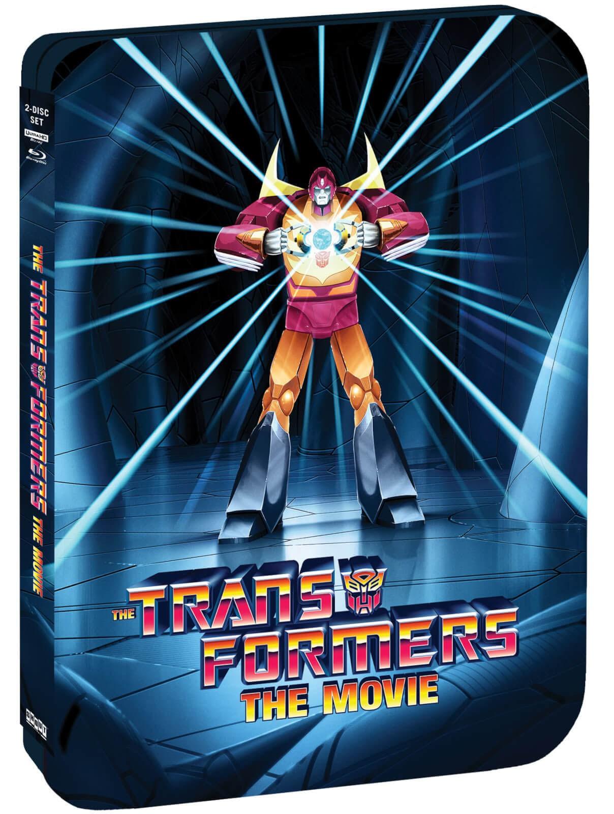 "Steelbook 4K UHD ""Transformers"""