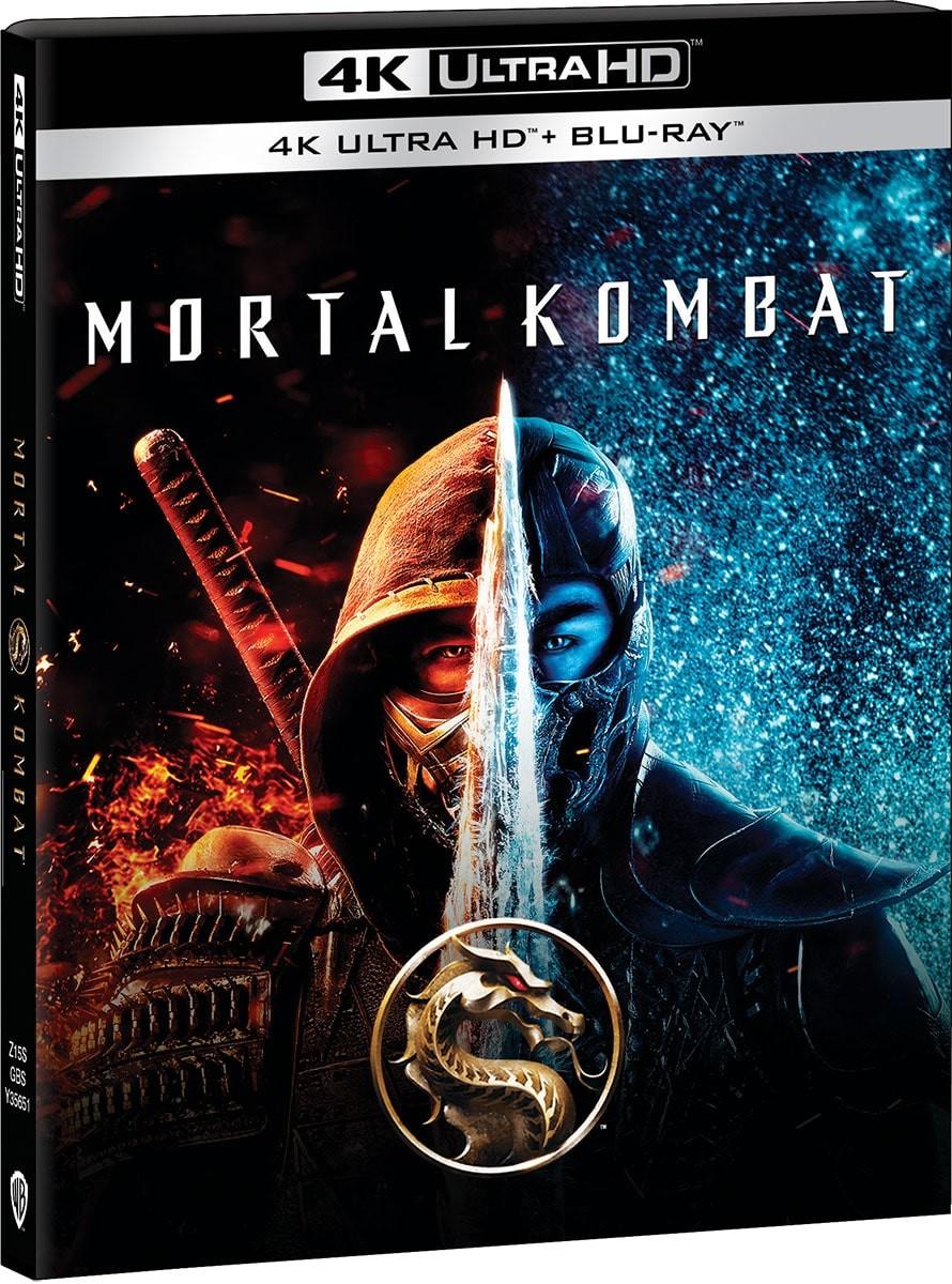Mortal Kombat wydanie 4K UHD
