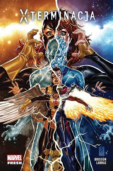 X-Terminacja komiks