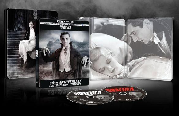 Dracula steelbook 4K UHD