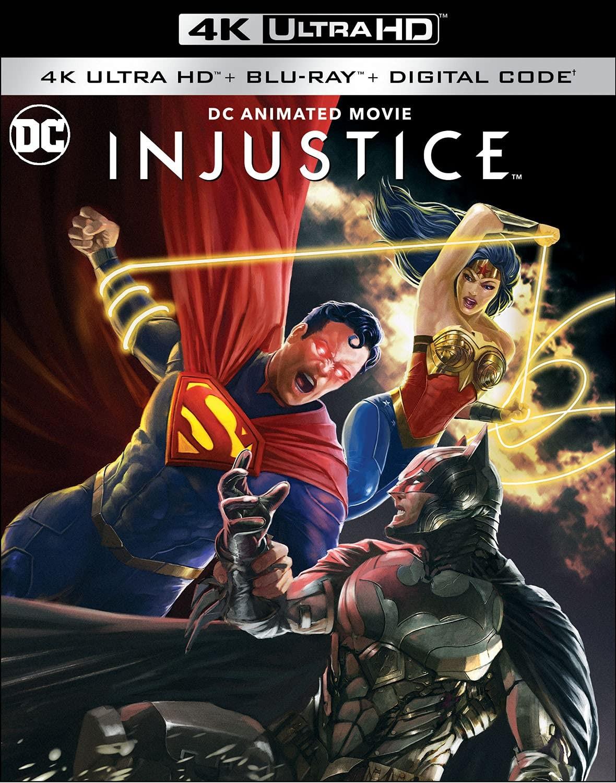 Injustice wydanie 4K UHD