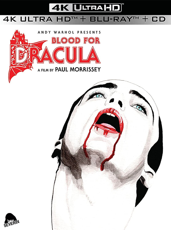Krew dla Draculi wydanie 4K UHD