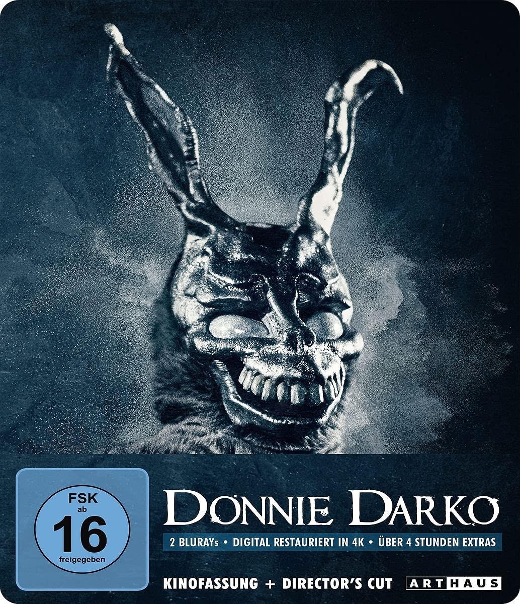 """Steelbook 4K UHD """"Donnie Darko"""""""