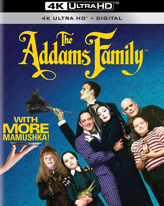 Rodzina Addamsów wydanie 4K UHD