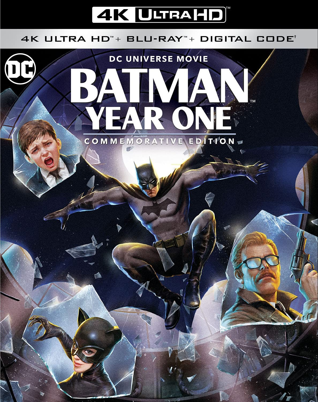 """""""Batman: Rok pierwszy"""" wydanie 4K UHD"""