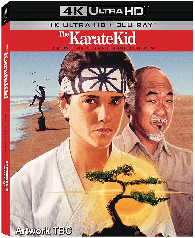 Karate Kid 4K UHD zestaw