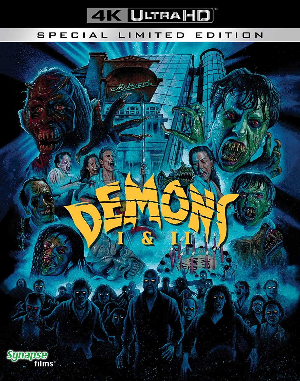"""Wydanie 4K UHD """"Demony"""" 1-2"""