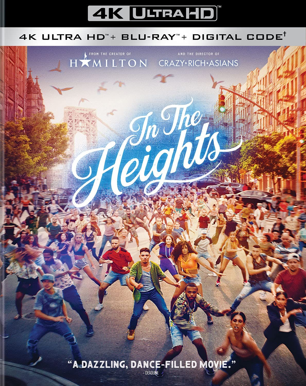 In the Heights wydanie 4K UHD