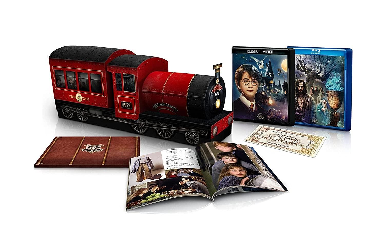 Harry Potter seria 4K UHD