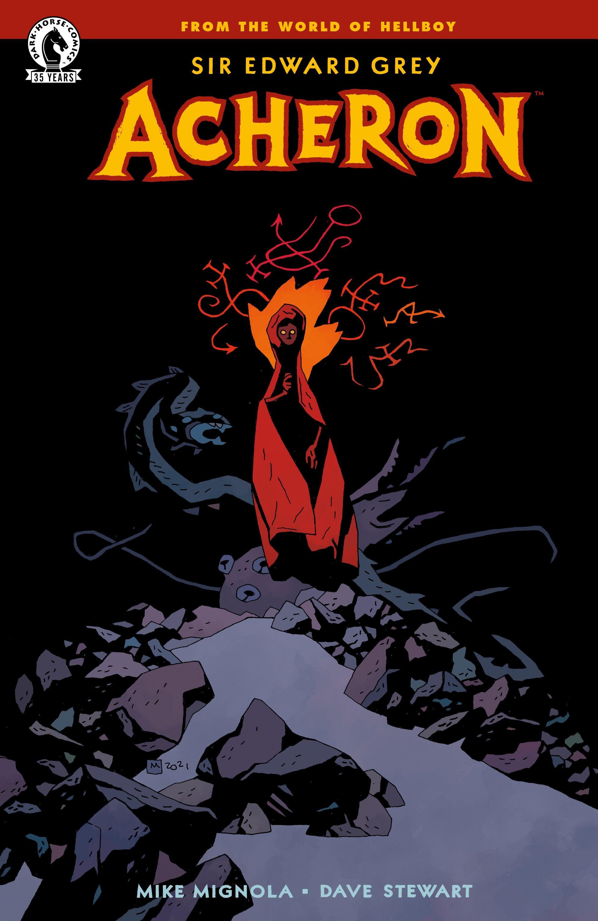 Sir Edward Grey: Acheron