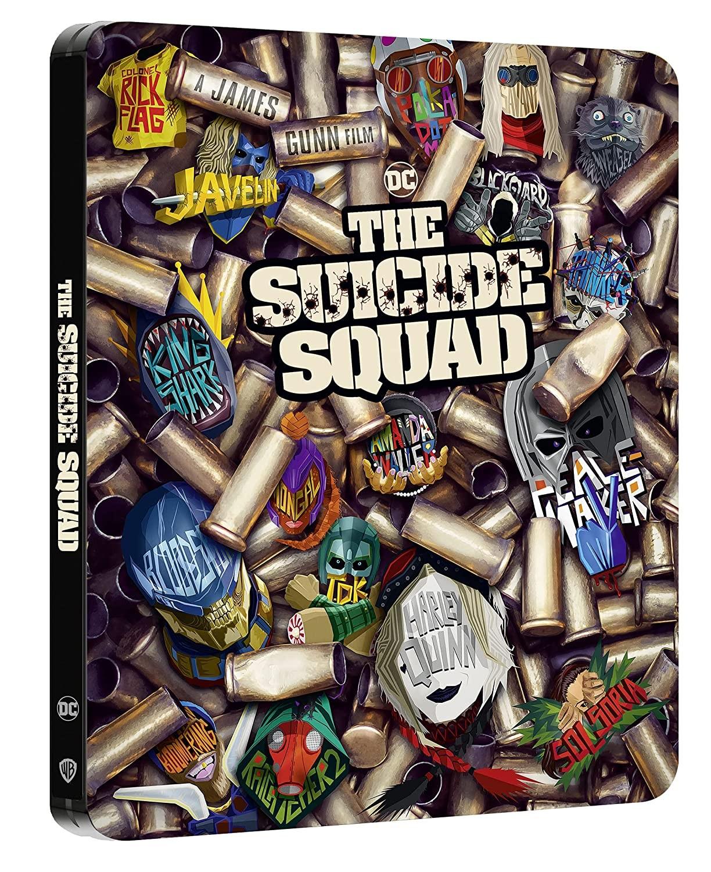 The Suicide Squad: Legion samobójców steelbook 4K UHD