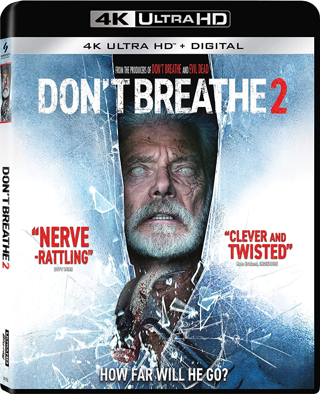 """""""Nie oddychaj 2"""" wydanie 4K UHD"""
