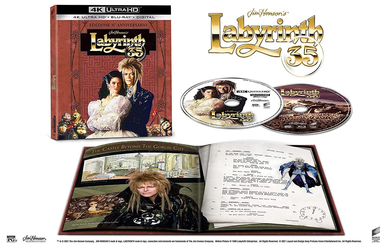 Labirynt wydanie 4K UHD