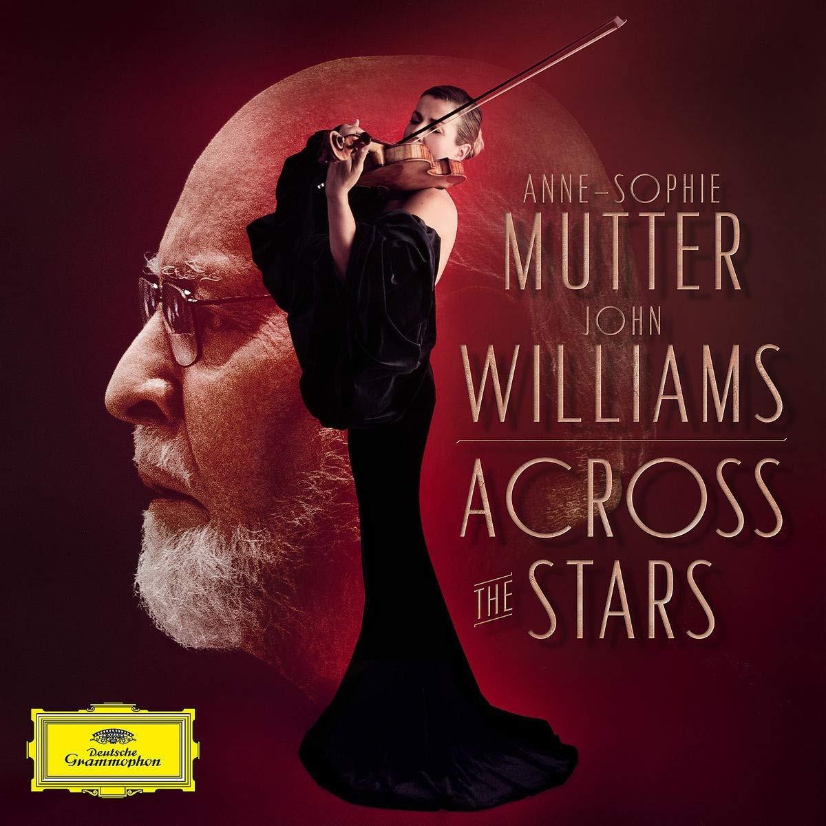 Across the Stars - okładka płyty CD
